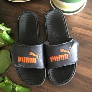 🐆 puma slides! 🐆